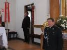 Jubileusz kapłaństwa kapelana strażaków.