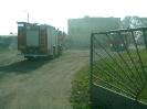 Pożar w kotłowni firmy Stal-Plex w Rynarzewie 08.06.2011