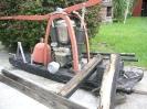 Renowacja zabytkowej pompy